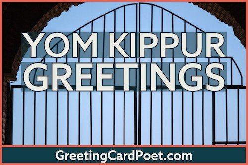 Messages for Yom Kippur image