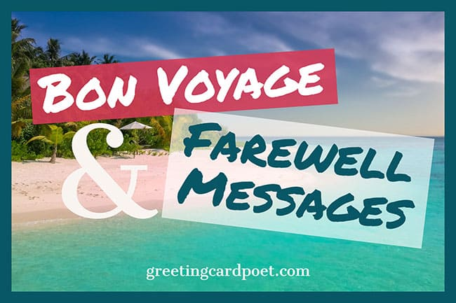 Safe travels messages image