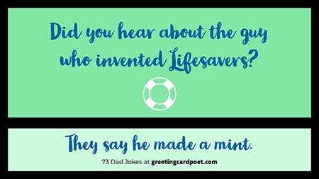 Lifesavers quip image