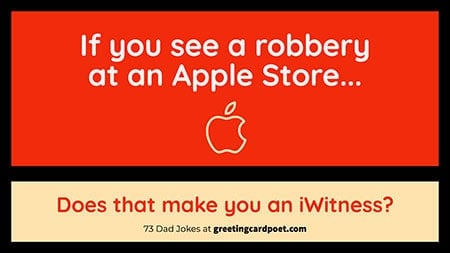 robbery at the Apple store image