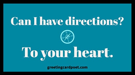 Can I have directions to your heart image