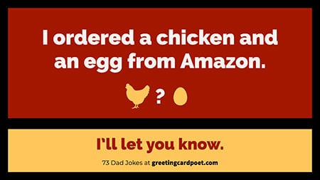 chicken or egg dilemma image