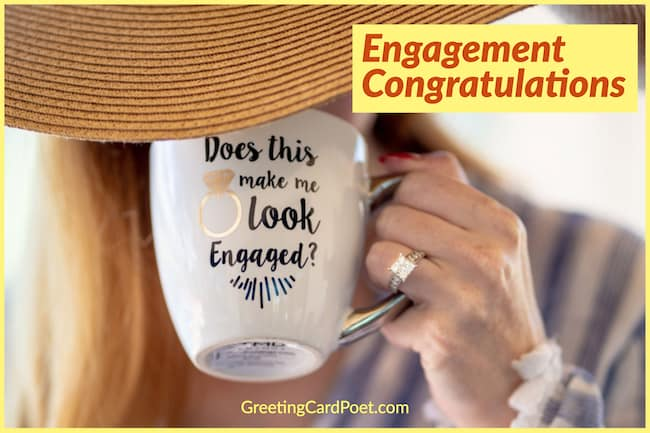 Engagement Congratulations Messages For The Happy Couple