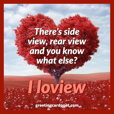 I love-view image
