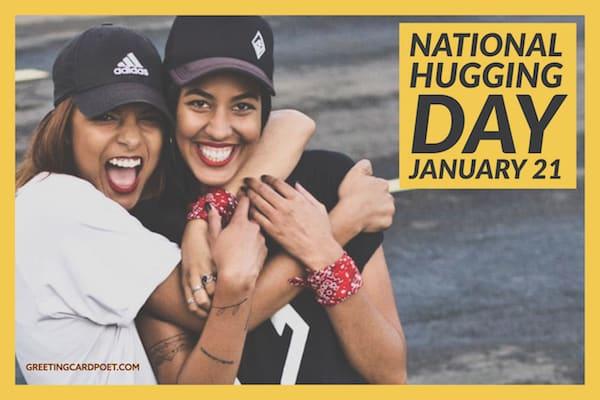 National Hugging Day image