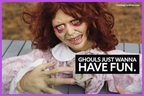ghouls just wanna have fun image