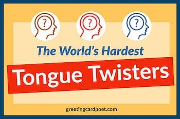 hard tongue twisters button