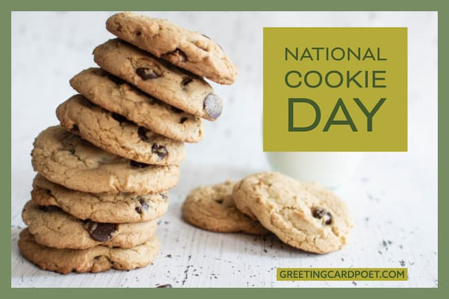 National Cookie Day image