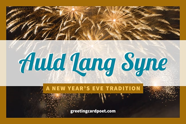 Auld Lang Syne image