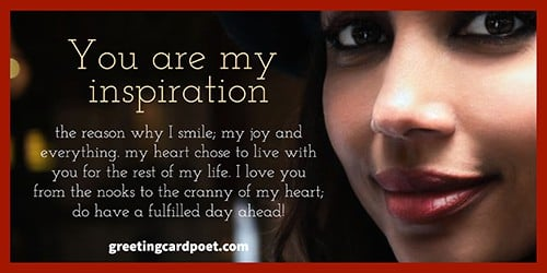 you are my inspiration image