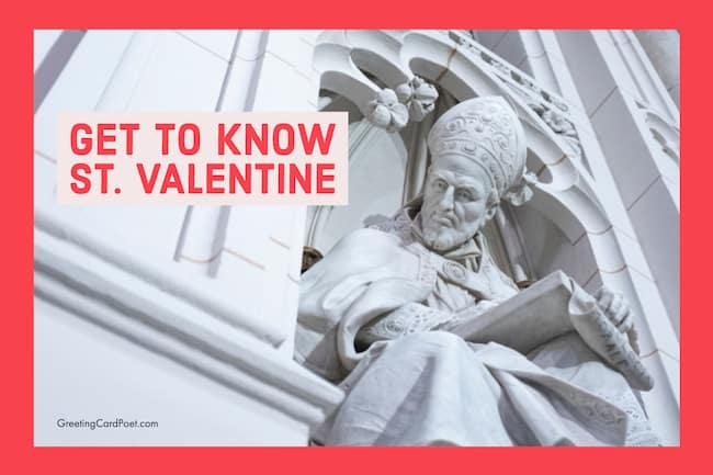 Get to know St Valentine image