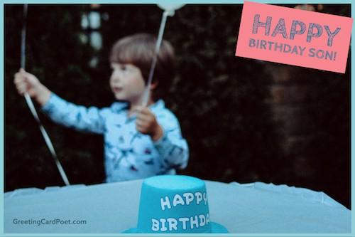 Son's Birthday image