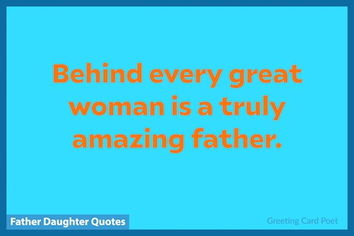 Behind every woman quotation image