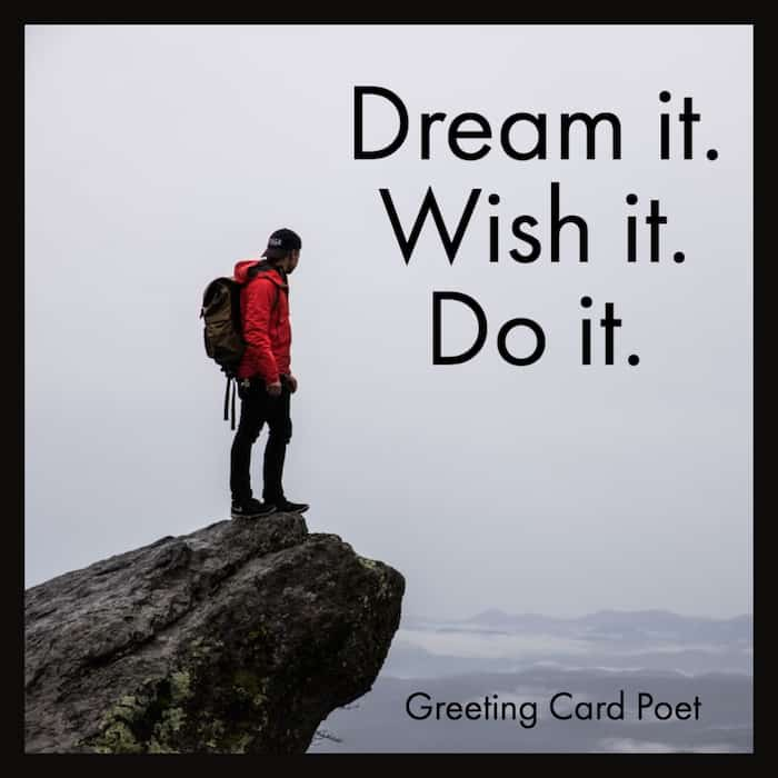 Do it quote — inspirational quotes for work image