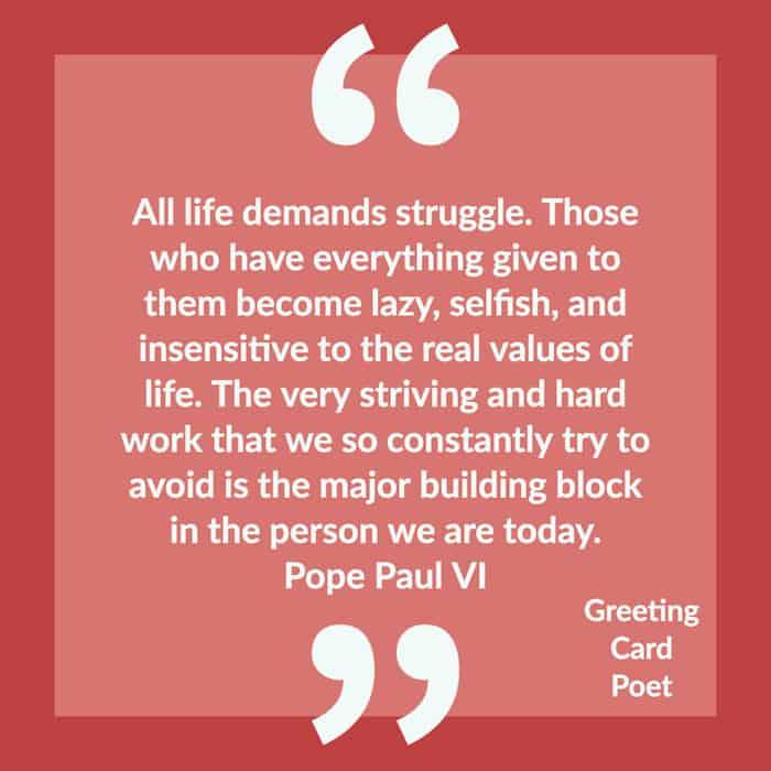 Pope Paul VI Quotation image