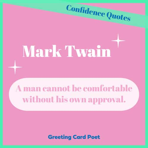 Good confidence quotes