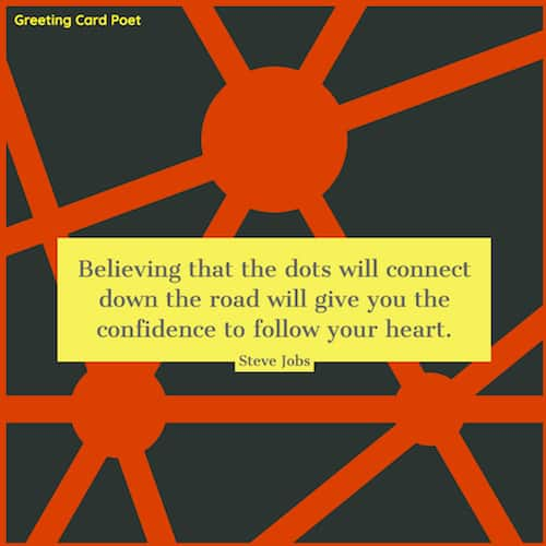 steve jobs quote on confidence