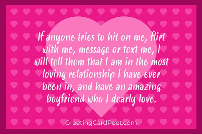Your to mean boyfriend to say things Freaky things