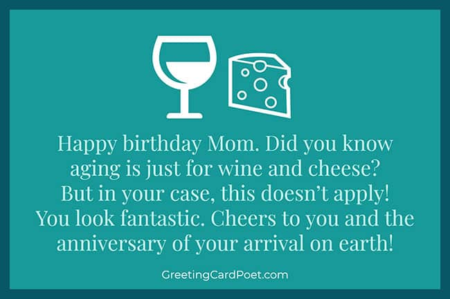 Happy birthday paragraph for mother
