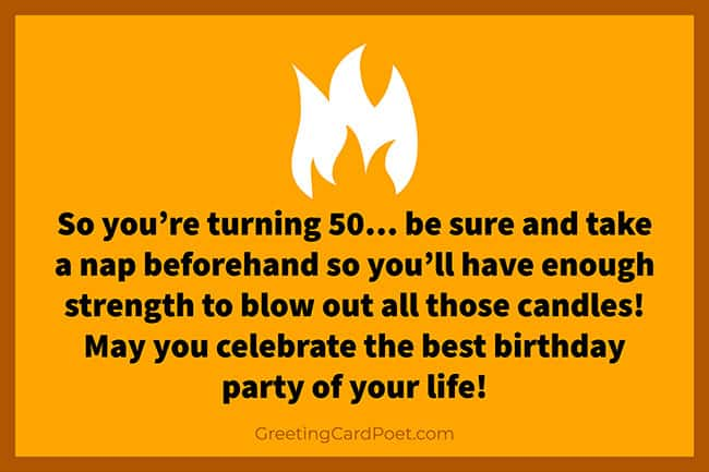 funny birthday message