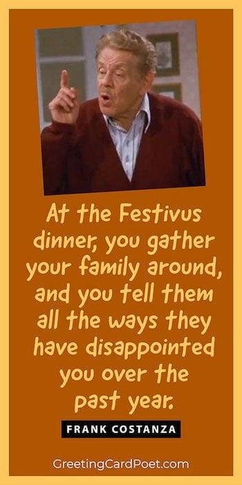 Festivus on December 23