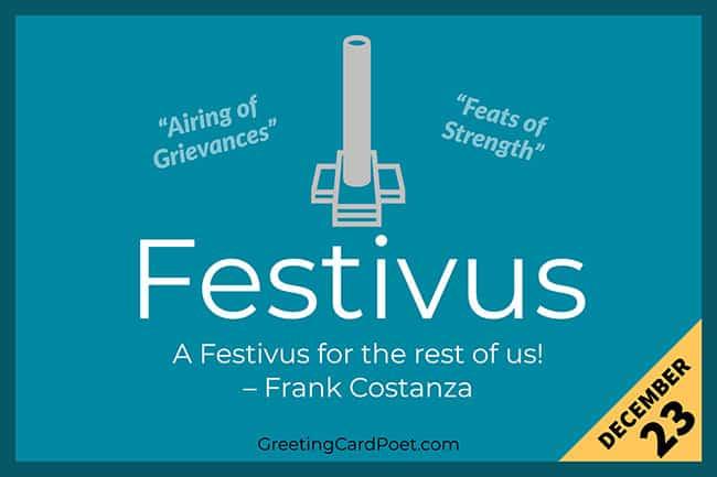 Festivus holiday