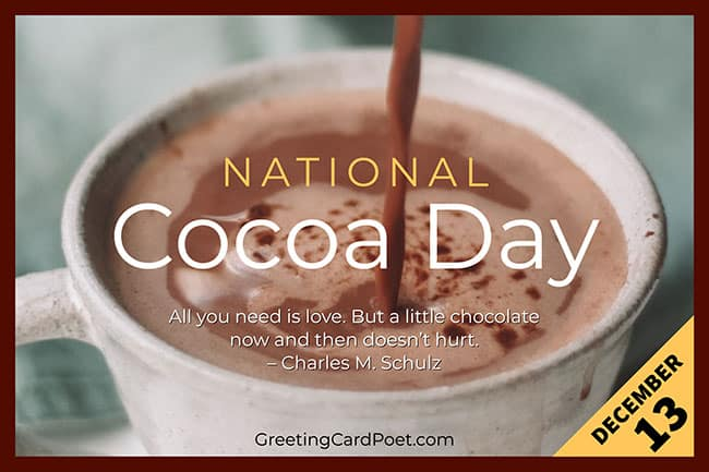 national-cocoa-day