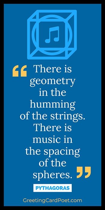 Pythagoras quotes and sayings
