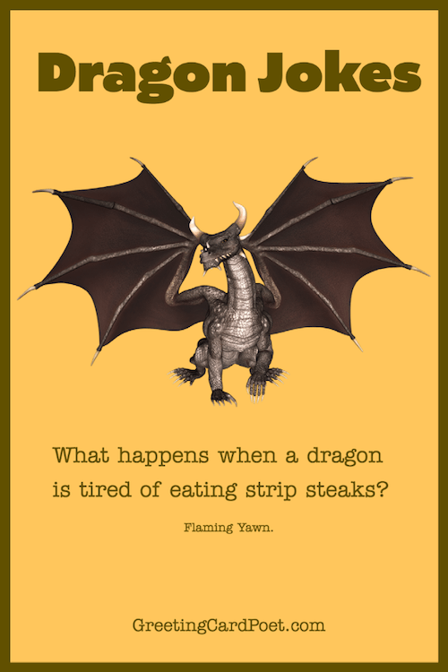 Dragon Joke Meme