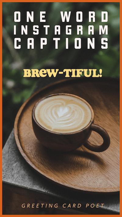 coffee caption ideas