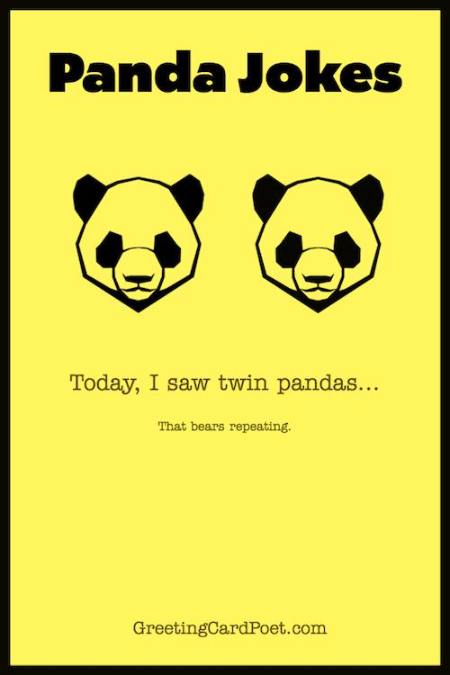 Good panda jokes