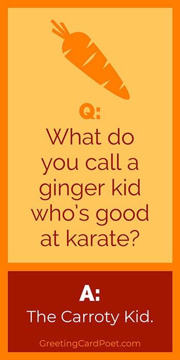 Ginger Joke Meme