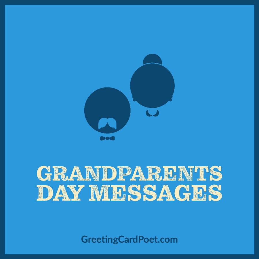 Grandparents Day Messages