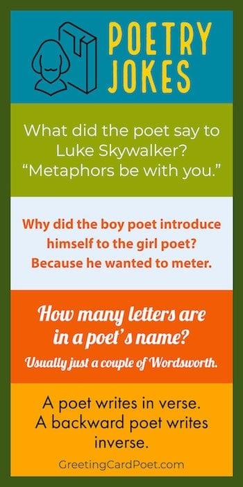 Poetry jokes meme