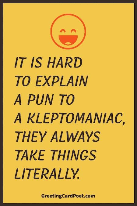 funny laughter meme on kleptomaniac
