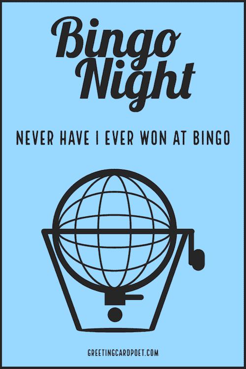 Bingo Night meme