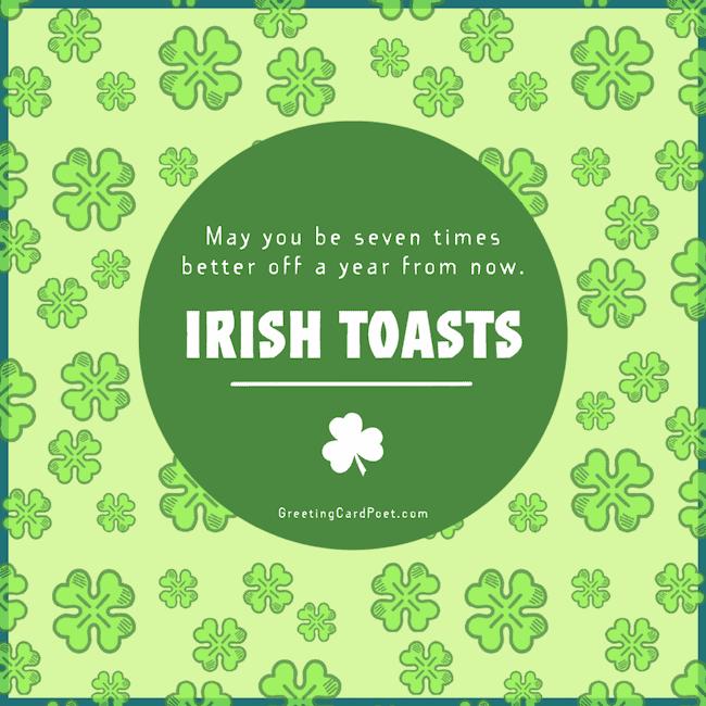 Best Irish Toasts