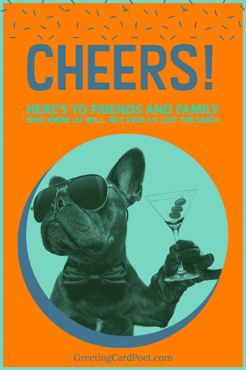 Meaning of Cheers