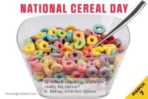 National-Cereal-Day-March-7