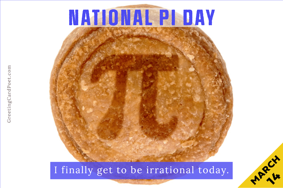 National Pi Day Quotes, Jokes, Captions