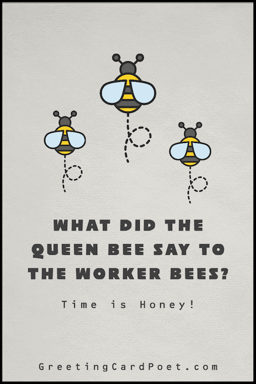 Time is Honey joke