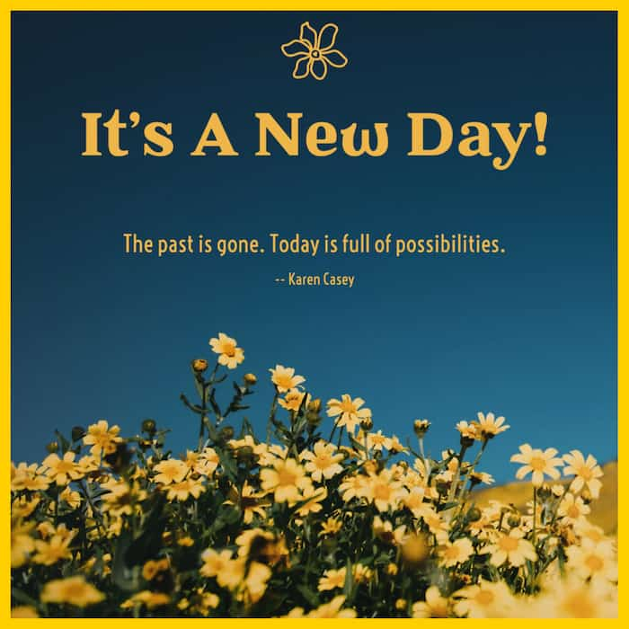 Good new day quotes