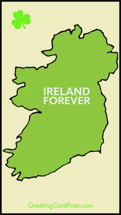 Ireland Forever - St. Patrick's Day captions