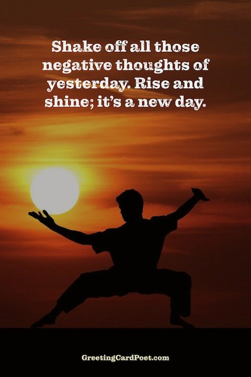 Rise and Shine - New Day quotes