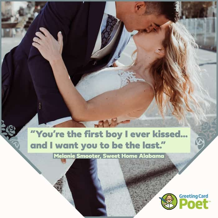 First boy I kissed - cute quotes