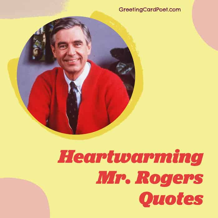 Good Mr. Rogers Quotes