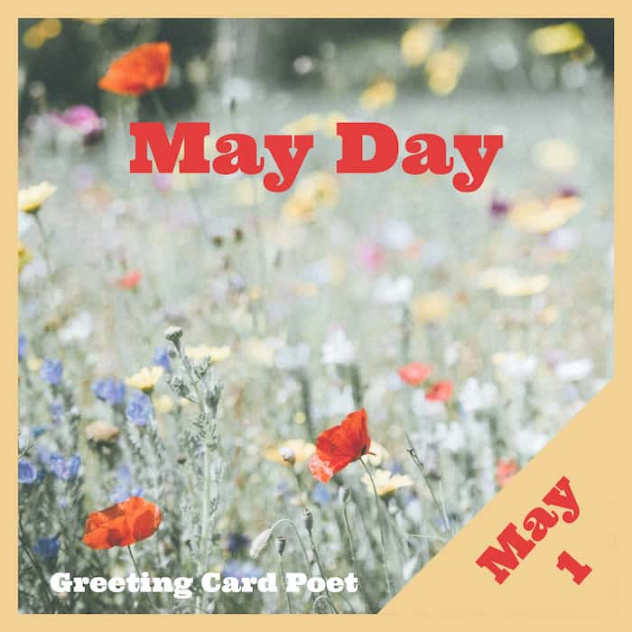 May Day is May 1