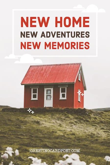 New adventures new memories
