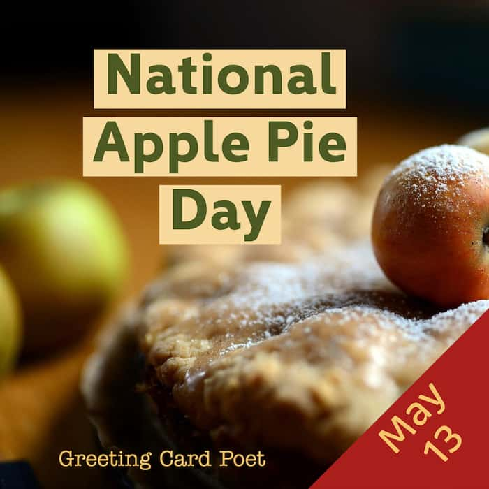 National Apple Pie Day