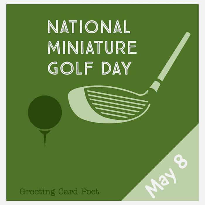 Miniature Golf Day